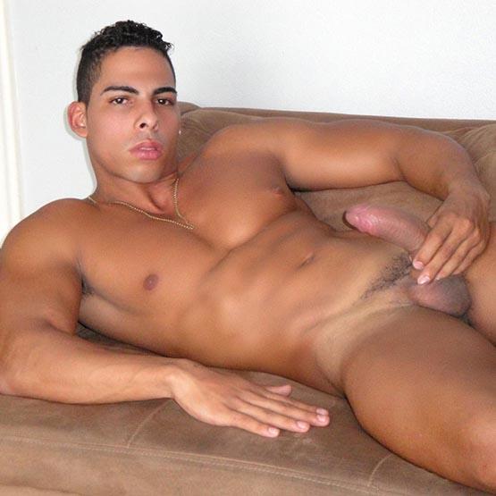 Nude brazil man