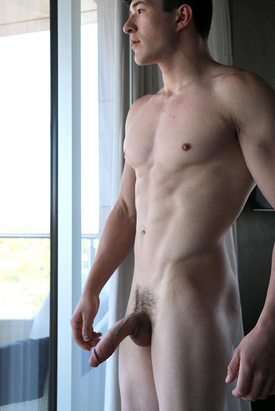 image Hot smooth cut cock movie gay muscle top